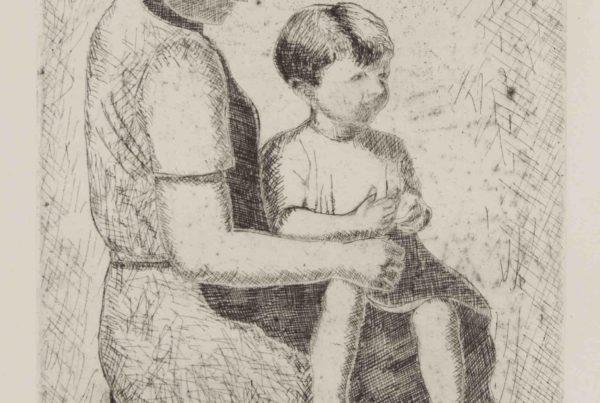 Donna e bambino