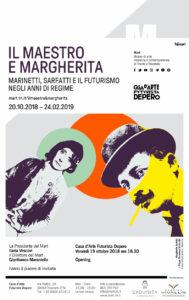 Il Maestro e Margherita Invito