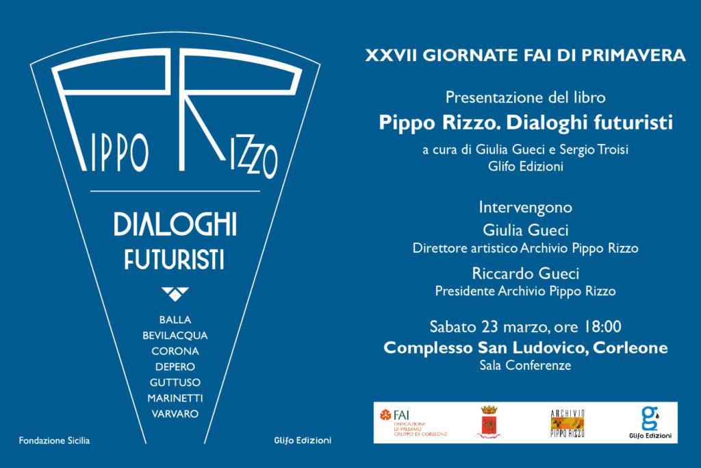 Pippo Rizzo - Grafica presentazione Corleone