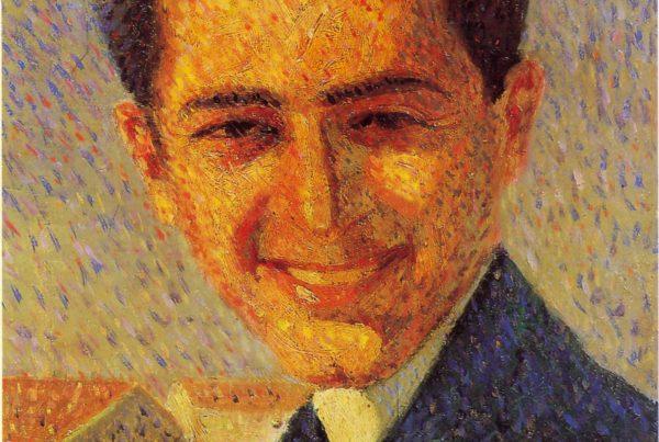 Ritratto di Vittorio Corona - 1918