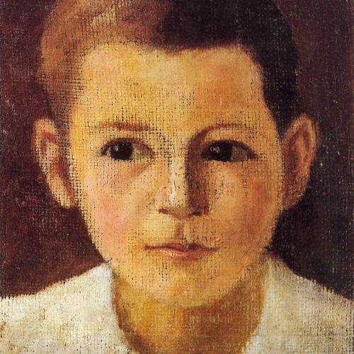 Ritratto di bambino - 1917