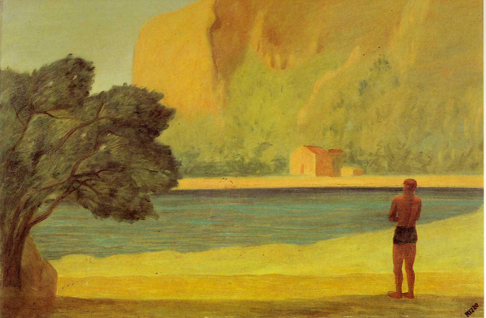 archiviopipporizzo Paesaggio di Sferracavallo