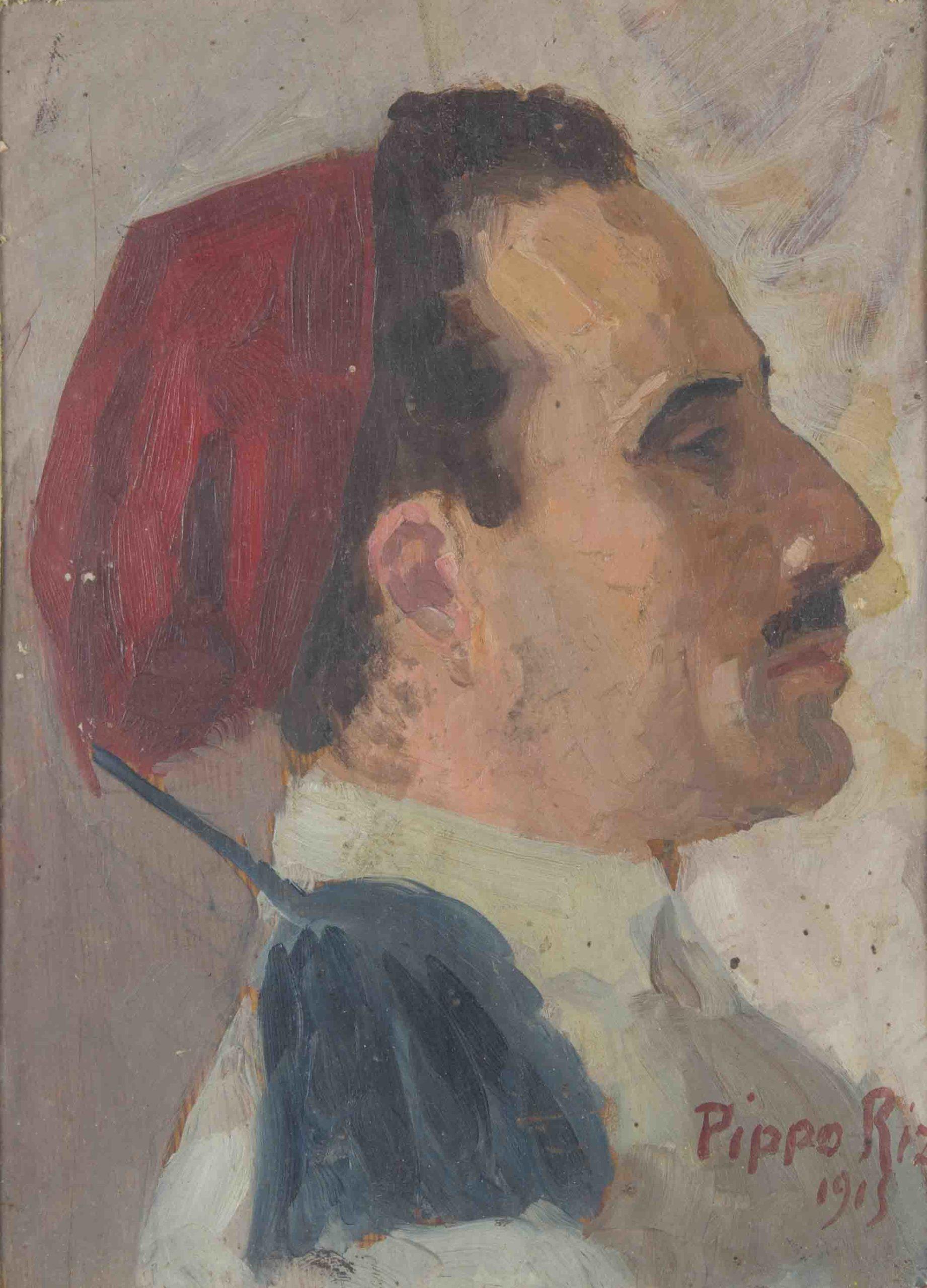 L'amico bersagliere - 1915