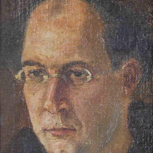 Ritratto fratello monaco - 1915