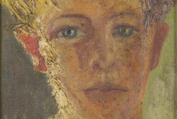 Ragazzo biondo (Nicolino) - 1917
